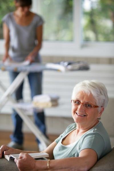 Haushaltshilfe für Senioren