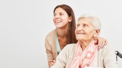 Seniorenbetreuung Zukunftsblick