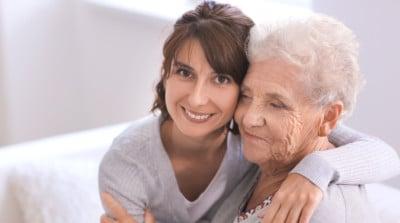 Seniorenbetreuung gewohntes Umfeld