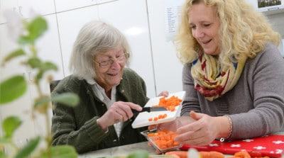 Seniorenbetreuung ohne Bevormundung