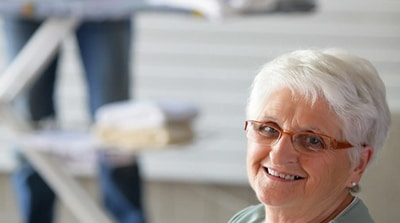 Hilfestellungen für Senioren