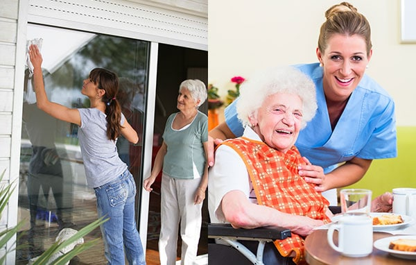 Betreuung für Senioren